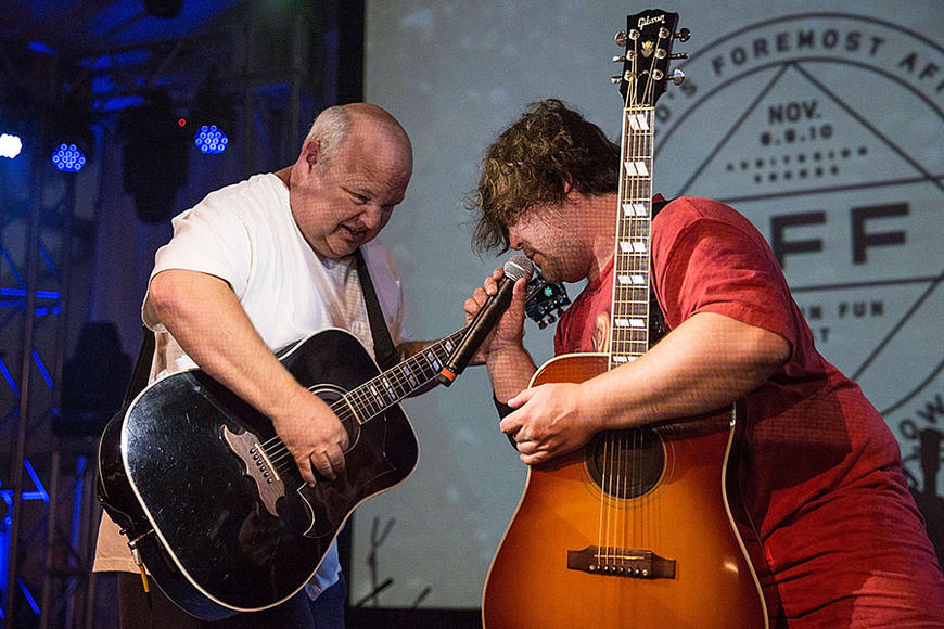 Tenacious D - Tour kicks off February 1