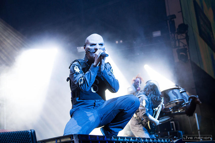 Slipknot - Tour kicks off April 25