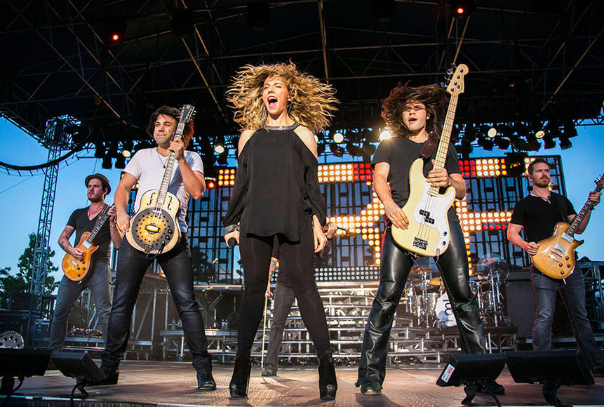 The Band Perry - Tour kicks off January 25