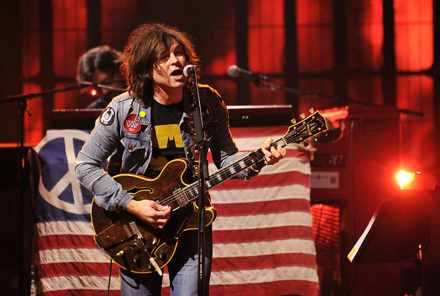 Ryan Adams - Tour kicks off February 19