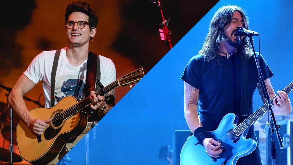 John Mayer / Foo Fighters