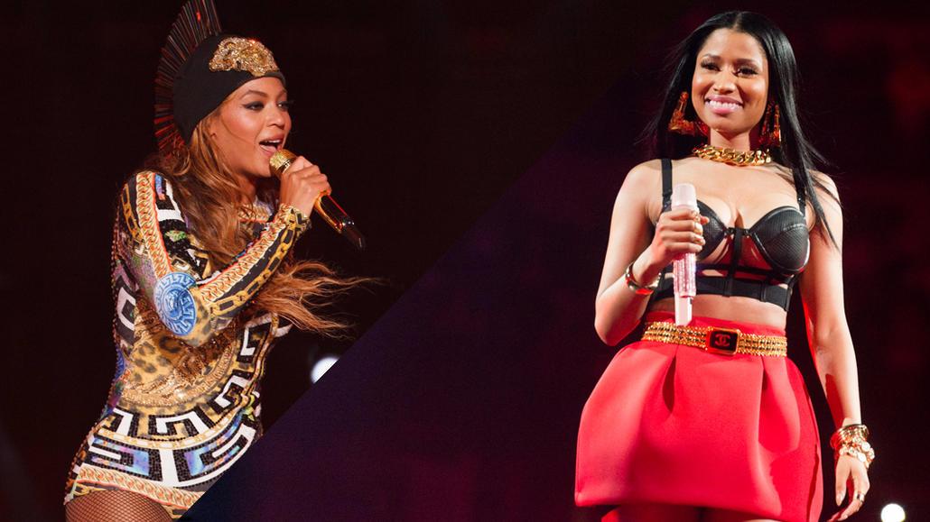 Beyoncé / Nicki Minaj
