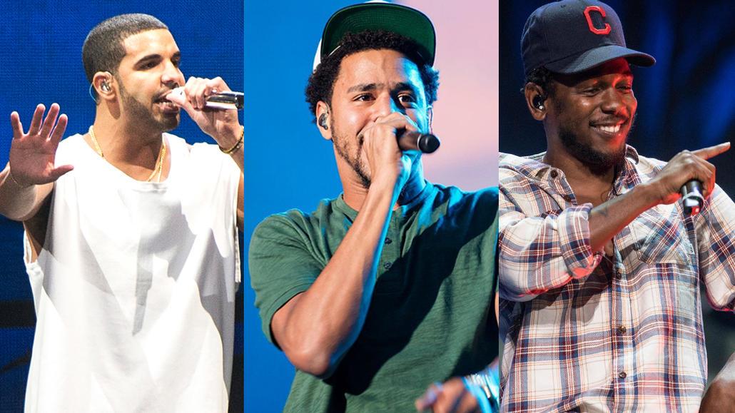 Drake / J. Cole / Kendrick Lamar