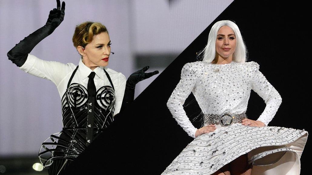 Madonna / Lady Gaga