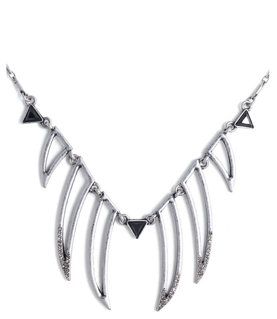 Tooth and Nail Necklace