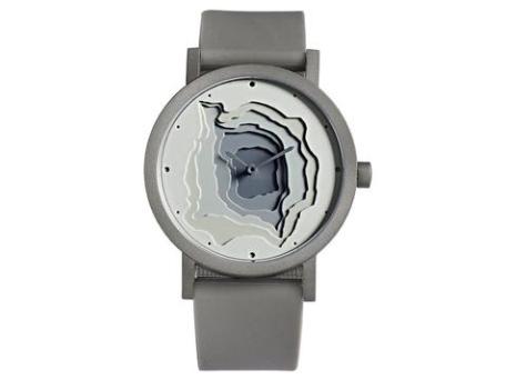 Terra-Time Watch