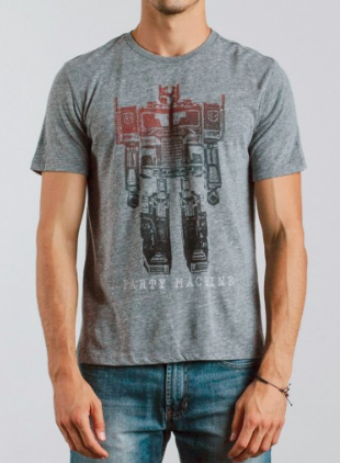 Transformers Party Machine Tee