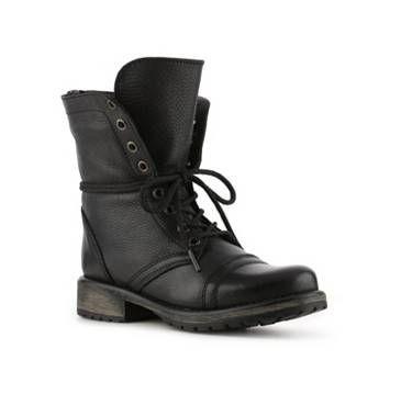 Steve Madden Fame Combat Boot