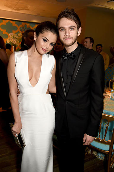 CLOUD NINE: Selena Gomez and Zedd