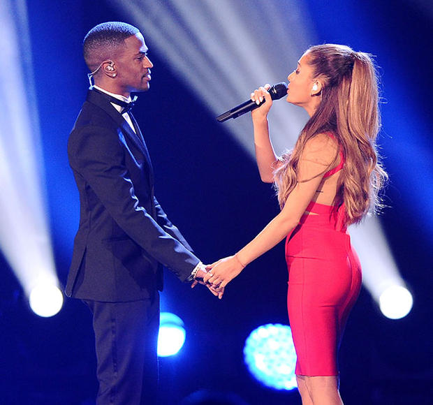 DREAM TEAM: Big Sean and Ariana Grande