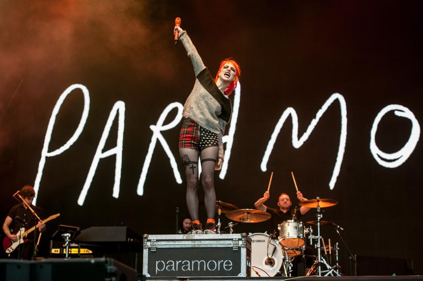 Paramore - Tour kicks off April 27