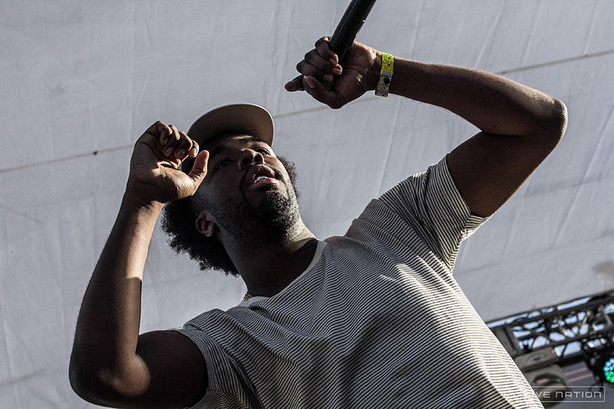"""IAMSU!: Bay Area rapper IAMSU! has been a staple on house party playlists for years. We're pleased to see that the velvety-voiced MC is finally """"Goin' Up."""""""