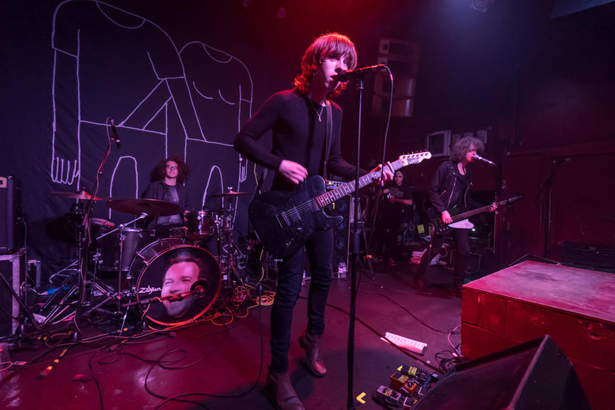 Catfish and the Bottlemen: UK imports Catfish and the Bottlemen are doing their part to keep rock 'n' roll alive, skinny jeans and all. Do your part by getting your eyes and ears on this charismatic foursome.