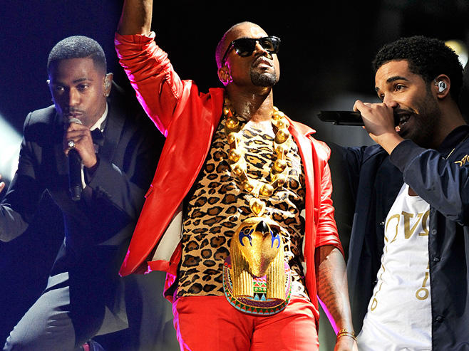Big Sean, Kanye West, Drake: Blessings