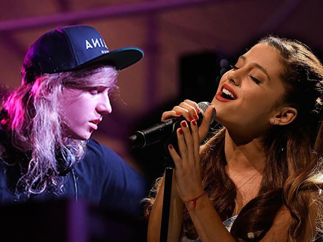 Ariana Grande and Cashmere Cat: Adore