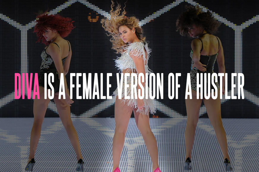 Diva - I AM...SASHA FIERCE (2008)