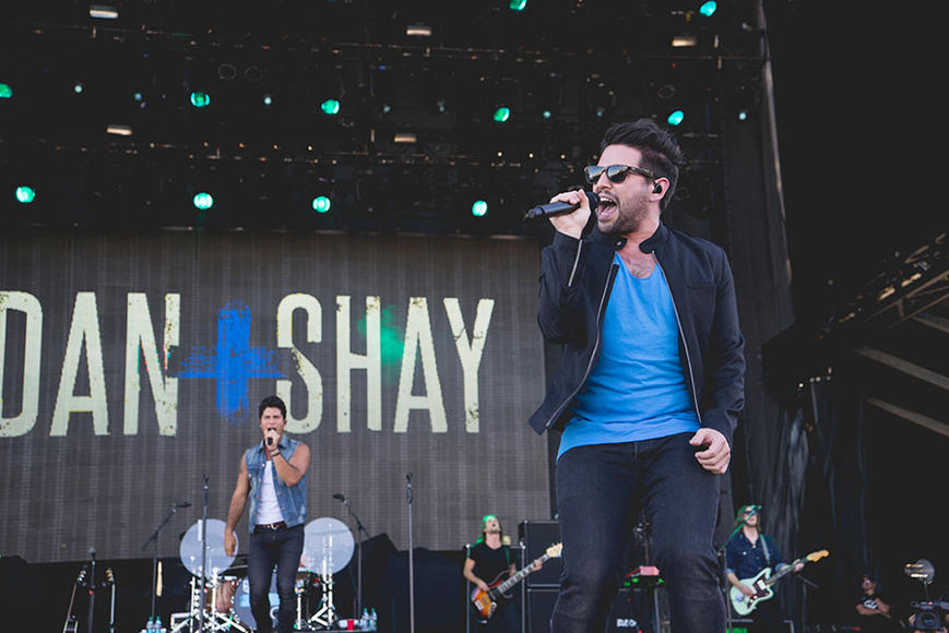 "Dan + Shay: Pull on your cowboy boots and head out to hear these country heartthrobs on their ""Where It All Began Tour"" this Spring!"