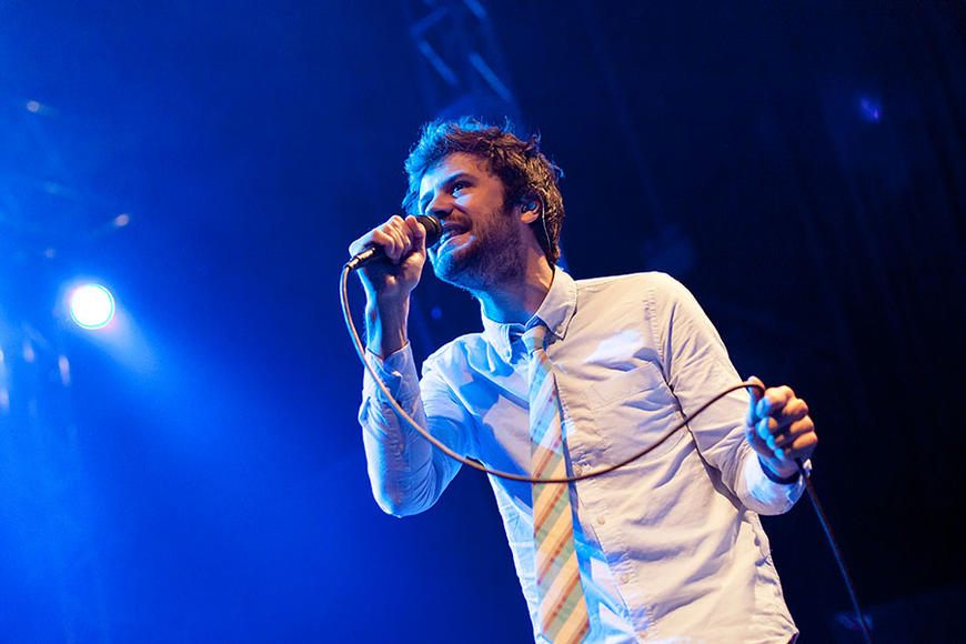 Passion Pit: With a new album coming out in April, Passion Pit's North American tour is sure to rock.