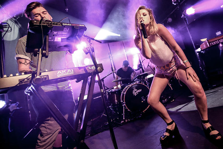 We caught BROODS when they opened for Erik Hassle this winter so we're confident in saying: if you can't see them on their headlining tour, you're missing out!
