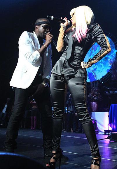 Nicki + Kanye - Monster