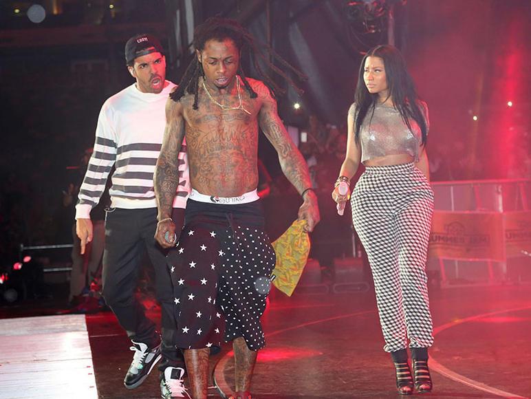 Nicki + Lil Wayne + Drake - Truffle Butter