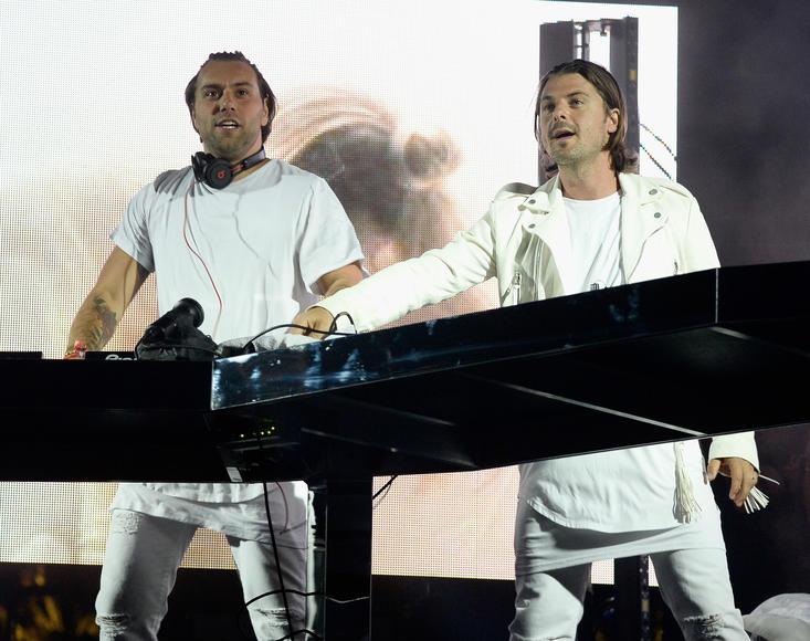 DJs Ingrosso & Axwell