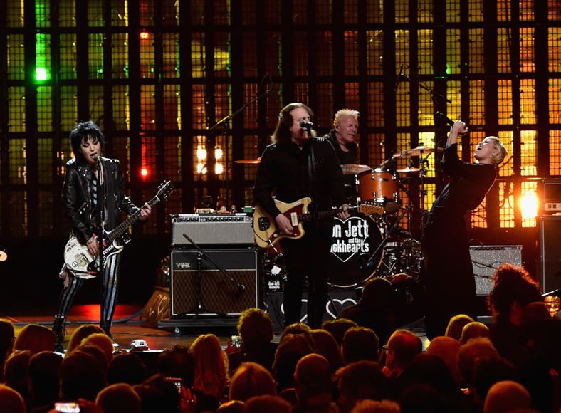 Joan Jett and the Black Hearts, Tommy James, and Miley Cyrus