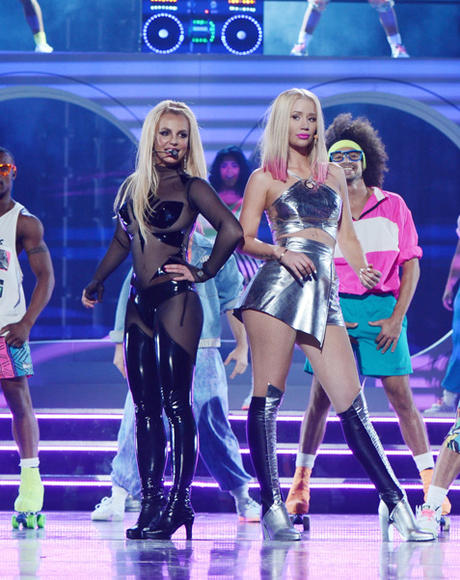 Britney Spears & Iggy Azalea