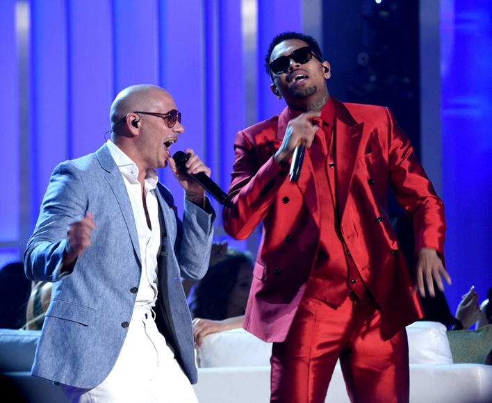 Pitbull & Chris Brown