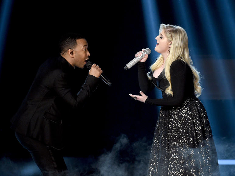 John Legend & Meghan Trainor