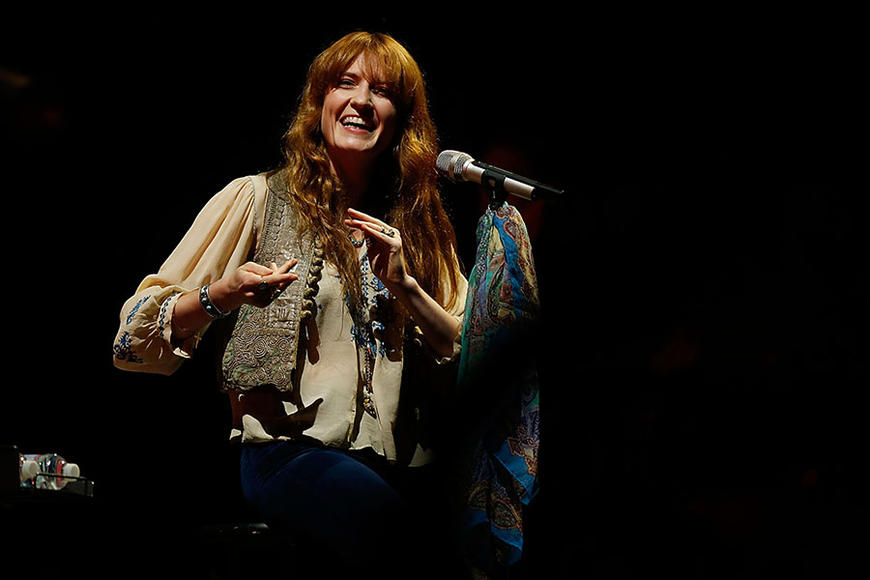 Florence and the Machine: Governers Ball, Osheaga