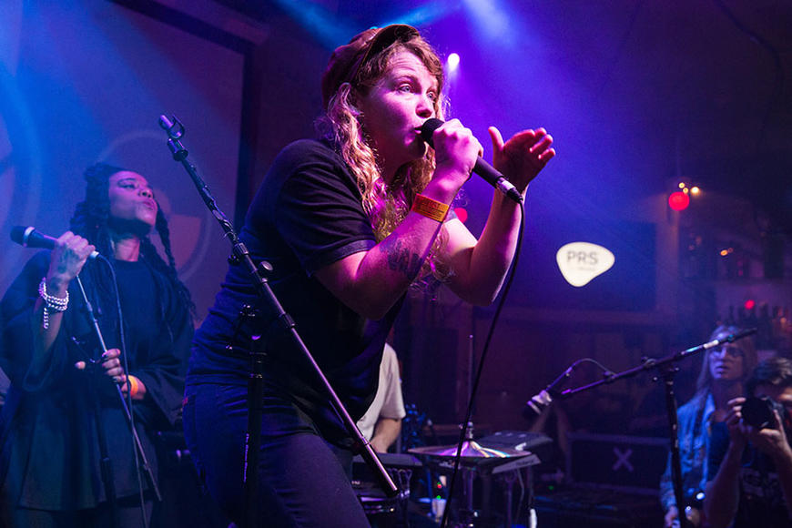 Kate Tempest: Sasquatch, Governors Ball