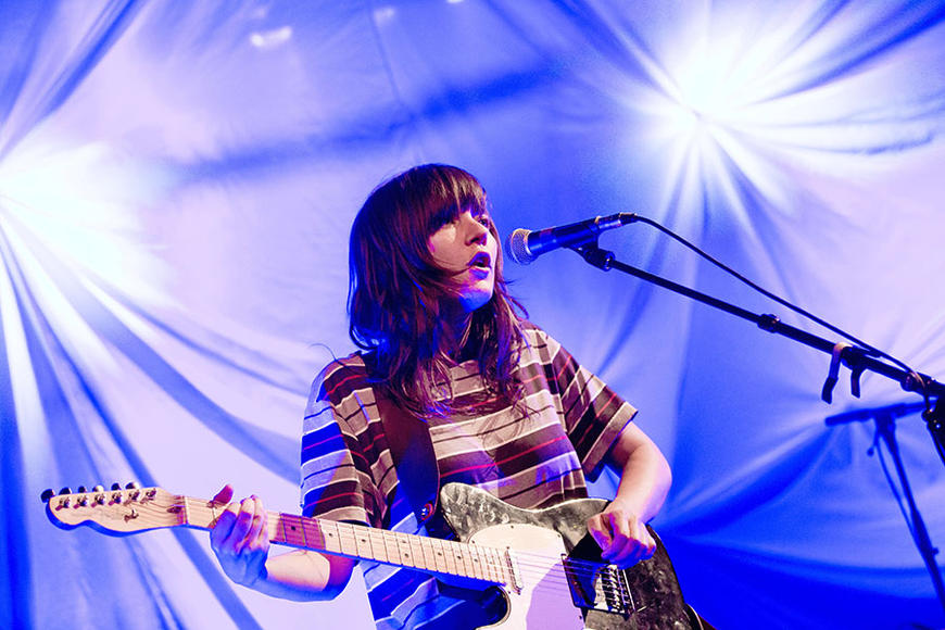 Courtney Barnett: Sasquatch, Bottlerock, Pitchfork