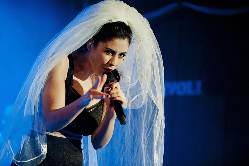 Marina and the Diamonds:  Firefly, Sweetlife, Osheaga