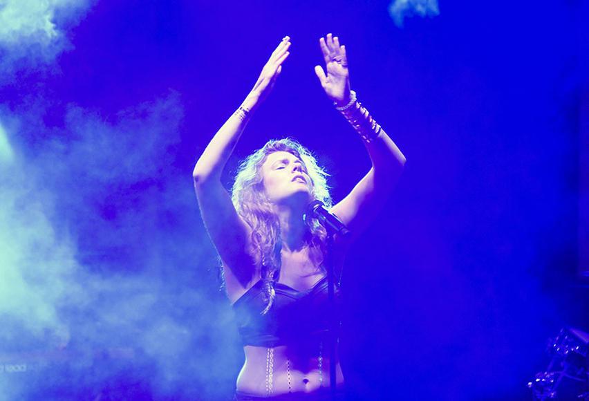 Tove Lo: Sweetlife, Bonnaroo, Osheaga, Firefly, Lollapalooza