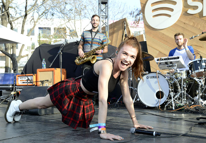 MisterWives at SXSW
