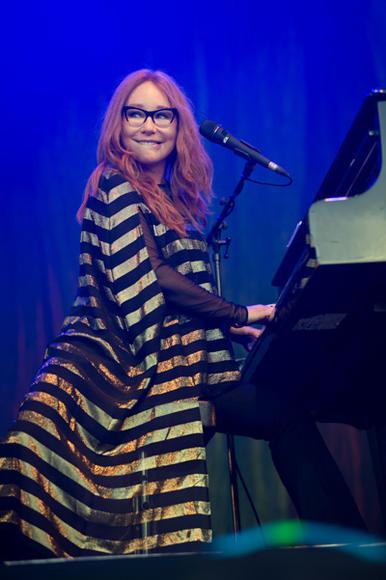 Tori Amos at Primavera Festival