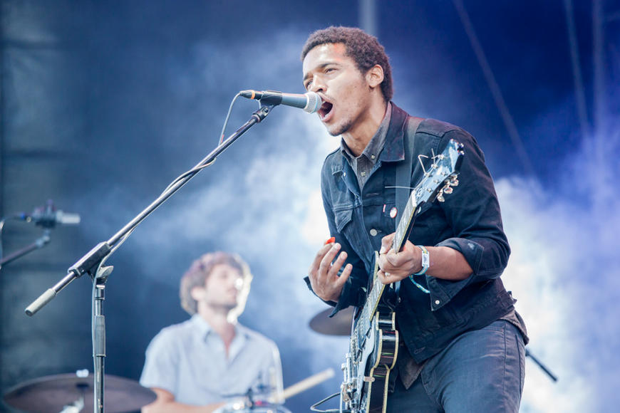 Benjamin Booker at Primavera Festival