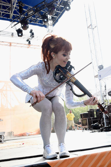 Lindsey Stirling at Bunbury Music Festival