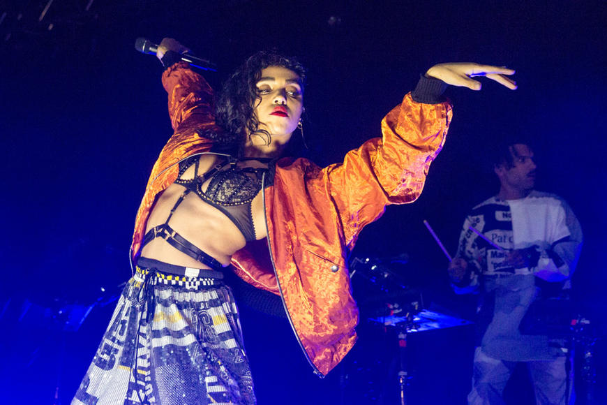 FKA Twigs at Field Day in London