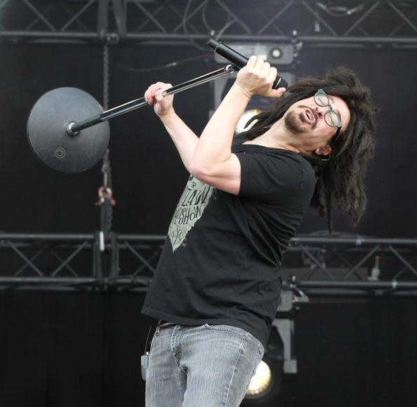 Counting Crows at Pinkpop Festival
