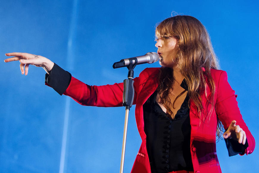 Florence and the Machine at Bestival