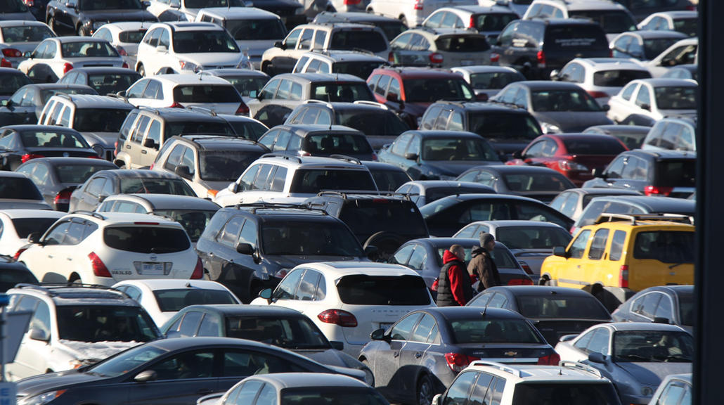 Tip #5: Beat the crowds on your drive home—Lot A is the easiest parking lot to exit after the show.