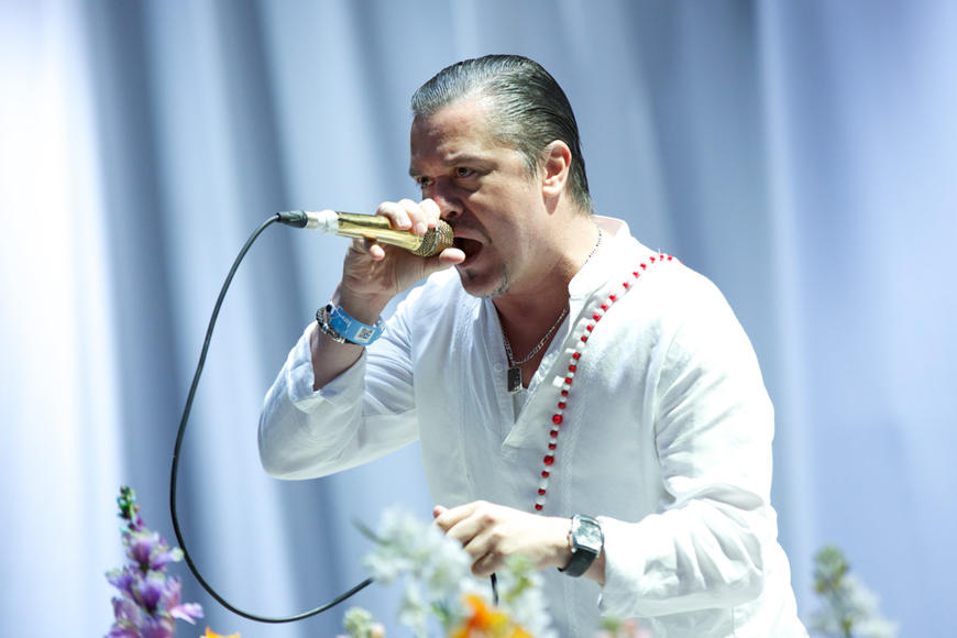 Faith No More at Bravalla Music Festival
