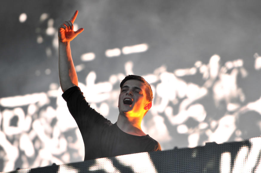 Martin Garrix at Digital Dreams Festival