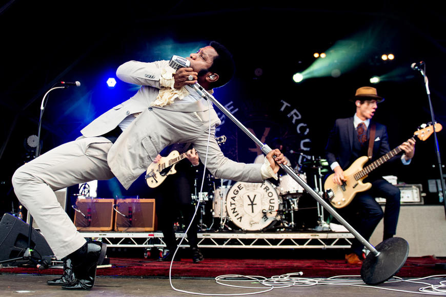 Vintage Trouble at British Summertime