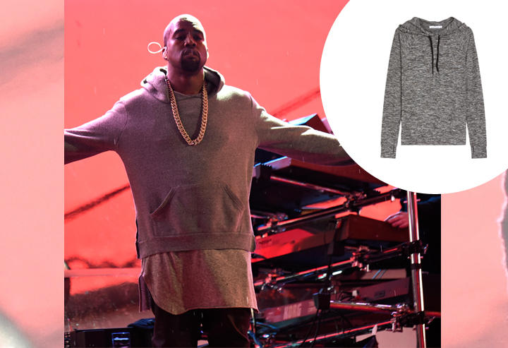 Kanye West: Outdoor Voices Catch-Me-If-You-Can Hoodie