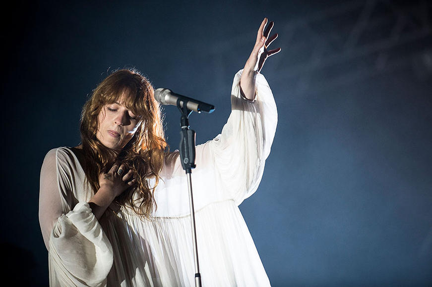 Florence + The Machine @ Splendour In The Grass