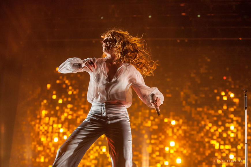 Florence + the Machine at Lollapalooza