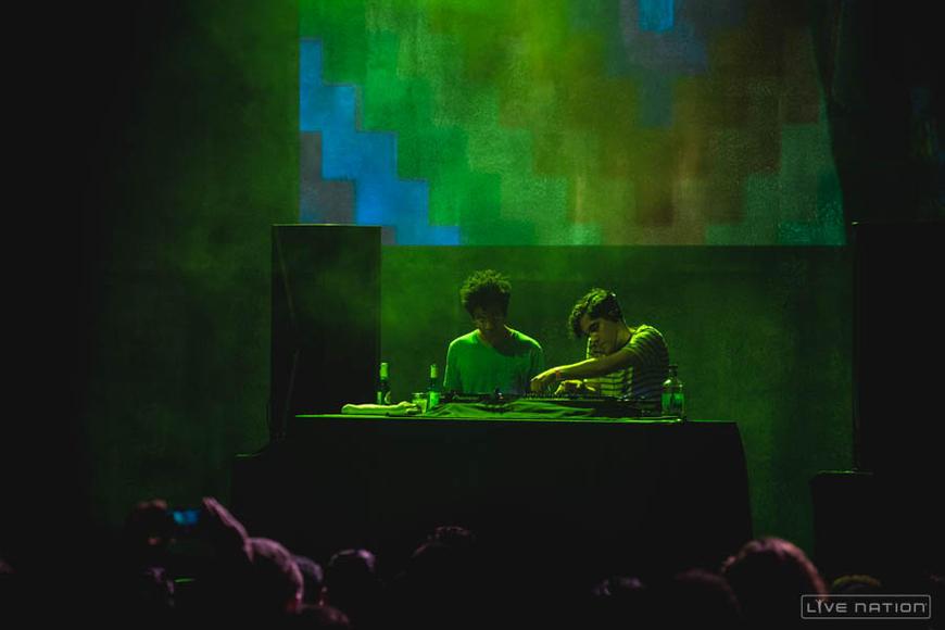 Toro y Moi & Neon Indian